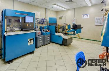 Оборудование для организации участка по ремонту дизельной аппаратуры