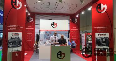 Компания «Автомодерн» в очередной раз приняла участие в международной выставке  #Автомеханика2017, Москва.