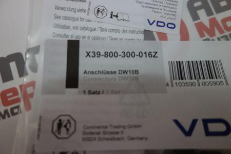 Комплект соединителей VDO X39-800-300-016Z