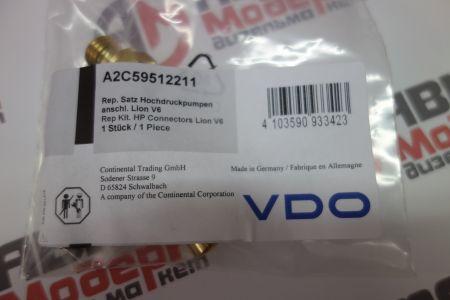 Комплект соединителей VDO A2C59512211