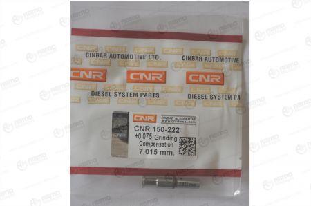 Клапан нагнетательный EUP 150-222 0.075 (7.015)