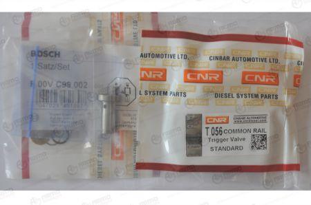 Ремкомплект мультипликатора 150-056 T056