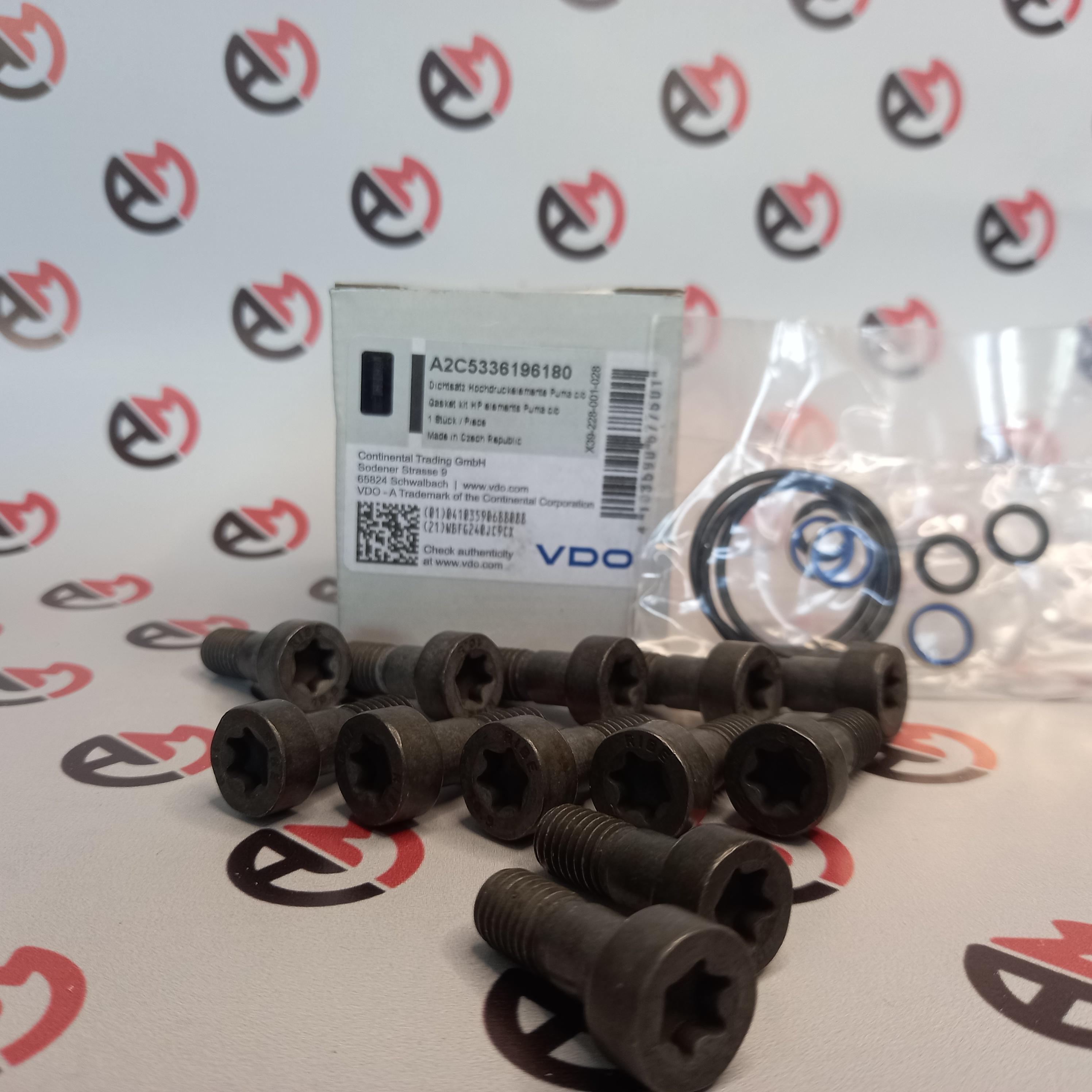 Ремкомплект плунжерной пары VDO A2C5336196180