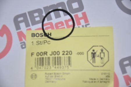 Кольцо резиновое F00RJ00220