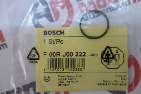 Кольцо резиновое F00RJ00222