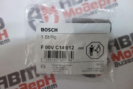 Гайка распылителя форсунки F00VC14012