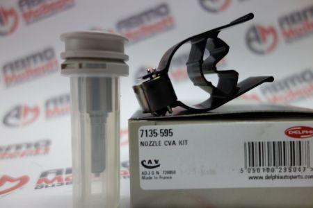 Ремкомплект форсунки CR 7135-595