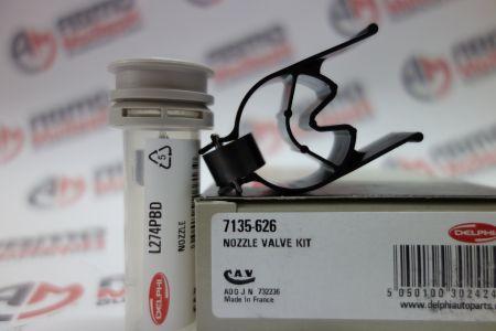 Ремкомплект форсунки CR 7135-626 (L274PRD)