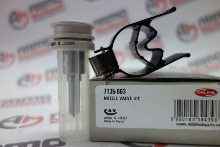 Ремкомплект форсунки CR 7135-663