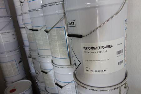 Присадка в топливо Stanadyne Performance Formula 25 L